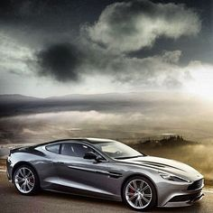 The Aston Martin is one of the most elegant grand tourer supercars available. Available in a couple or convertible The Aston Martin has it all. Aston Martin Vanquish, Lamborghini, Maserati, Ferrari, My Dream Car, Dream Cars, Mazda, Nissan, Automobile