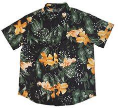 Camisa Floral Masculina - Flores do Brasil Camisa florida masculina em  malha 100% algodão com 2f5b92f3e1fa4