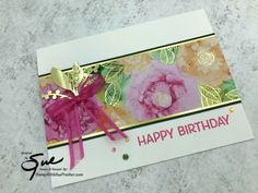 Happy Birthday Photos, Specialty Paper, Friends Are Like, Paper Pumpkin, Color Card, Paper Design, Stampin Up Cards, Handmade Crafts, Birthday Cards