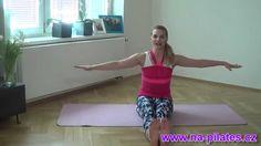 10 minut s Na Pilates - tvarování pasu