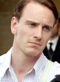 "Michael Fassbender is George Abernethie in ""After the Funeral""(10x03)- Poirot mystery -2006"