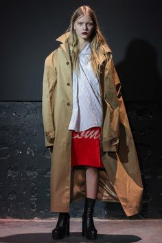 Vetements Fall 2015 Ready-to-Wear Fashion Show