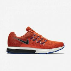 newest collection 6d08f 5c2c9  Nike  717440-801 Air Zoom Vomero 10 Men Running Shoes Sneakers Orange Hit