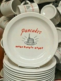 Pancake Place, Pancake Day, Diner Sign, Cafe Sign, The Pancake House, Waffle House, Brunch Cafe, Vintage Diner, Diner Recipes