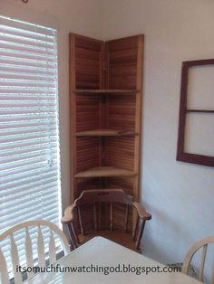puertas bi veces se volvieron esquina estanterías, puertas, estanterías Ideas