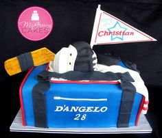 Hockey Duffel Bag