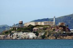 Alcatraz.  It is a must see if you ever go to San Francisco.  Definitely do the audio tour, it is so well done.