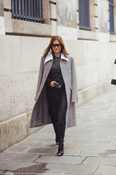 Christine Centenera #streetstyle #fashion