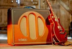 Amplifier made in France : VIZY amp