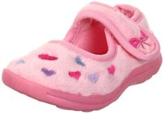 Amazon.com: Ragg Lil' Hearts 2 Mary Jane Slipper (Toddler/Little Kid): Shoes