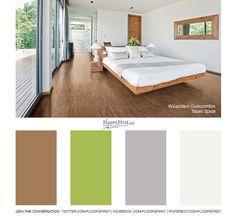 Beautiful, Just beautiful. #cork #flooring #home #interiors