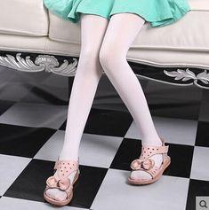 8410bf1d9 Kids Girls Baby Soft Pantyhose Ballet Dance Tights
