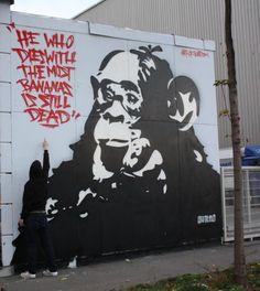 BUSTART – Street Artist from Switzerland #bustart #streetart #switzerland