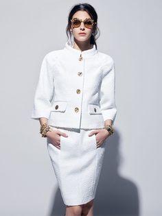 White suit cc