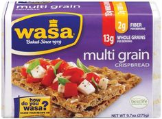 Walmart: FREE Wasa Multi Grain Crispbread