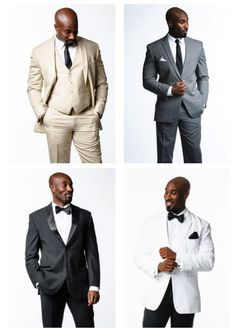 Find the perfect style for the gentlemen in the wedding on @YWExperience  | Styles by Menguin #YWE2015