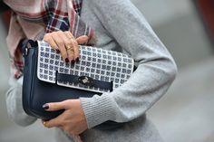 Неделя моды в Париже A/W 2014: street style. Часть VI (фото 16)