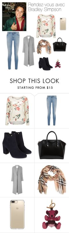 """""""Rendez-vous avec Bradley Simpson"""" by anneso88 ❤ liked on Polyvore featuring Givenchy, Monsoon, ADAM, Burberry and Speck"""