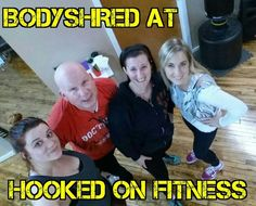#BODYSHRED Class every Tuesday night at the #HookedOnFitness Studio! Come on up for the most #intense 30 minutes of your week... #GroupFitness #PhillyPersonalTrainer http://ift.tt/1Ld5awW Another shot from #HookedOnFitness