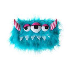 Trousse monstre duveteux à 3 yeux, Papeterie, tous, Tendances, Papeterie, Nouveautés, Accessoires, Monster Mayhem, Accessoires - Tendances, ...