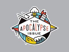 Entertainment Weekly Apocalypse Issue