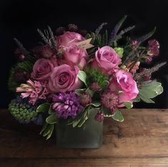 Designer's Choice | Not sure what arrangement to choose? Let us use our creativity, daily inspiration and beautiful seasonal flowers to create one of a kind...