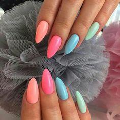 Multi nail arts