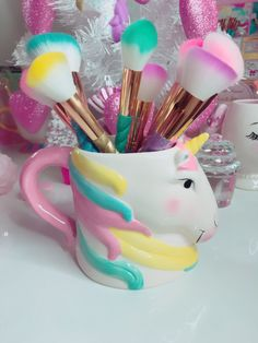 UNICORN DECOR MUG (PICK YOUR COLOR)