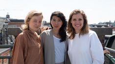 Marijn van Oosten by Timo Dekker Run Today, Collaboration, Brave, Layers, Van, Feelings, Female, Rooftop, Rocks