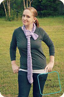 Amanda Scarf crochet pattern by DivineDebris.com
