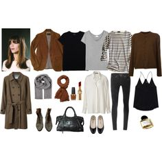 wardrobe by trenchcoatandcoffee on Polyvore featuring Mode, Arts & Science, Balmain, Barneys New York, Yves Saint Laurent, Wilfred Free, Steven Alan, Helmut Lang, Faliero Sarti and Isabel Marant