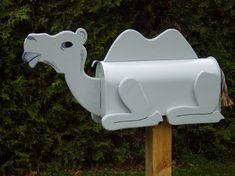 camel mailbox