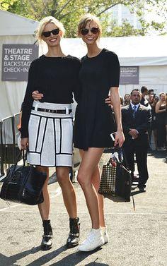 Karlie Kloss | Models Off-Duty