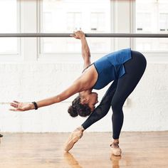 """#Repost @underarmourwomen ・・・ """"There's nothing you can do except for try and be your healthiest and best self."""" - @MistyOnPointe ⠀ Misty's new book, Ballerina Body, will provide that extra inspiration you need to get the journey started. Hit link in bio to check it out."""