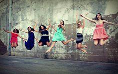 Fun friends photoshoot! www.Facebook.com/MalloryKeePhotography