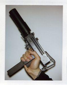 Inspo // Weaponry