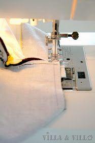Villa ja Villa: DIY meikkipussi tai penaali Villa, Baby Born, Diy, Sewing, Dressmaking, Bricolage, Couture, Stitching, Do It Yourself