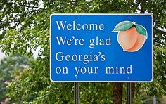 Welcome We're glad Georgia's on your Mind