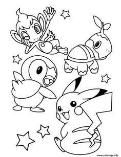 Résultats de recherche d'images pour « pikachu dessin »