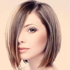 mid lenght strait hair cuts | Hairstyles for Medium Length Hair 2013