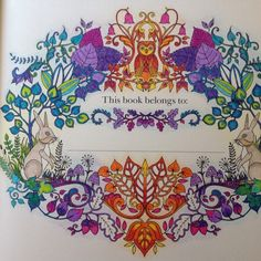 Johanna Basford | Picture by Lynne Shorey | Colouring Gallery