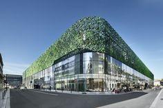 Kulturbau and mall / Benthem Crouwel Architects_Germany