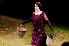 Downton Abbey: Rapidly filling up with Mary's admirers ...