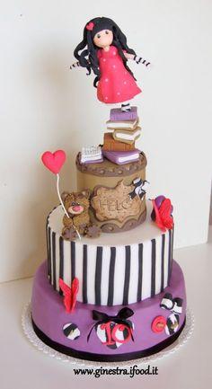 gorjuss cake torta gorjuss