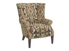 Lexington Upholstery Marissa Wing Chair | Lexington Home Brands