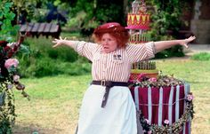 "Nanny McPhee - Imelda Staunton ""Not the cake!"""
