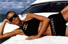 Country Club | Yachting in Chanel- ~LadyLuxury~