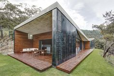 A Forest Weekend House