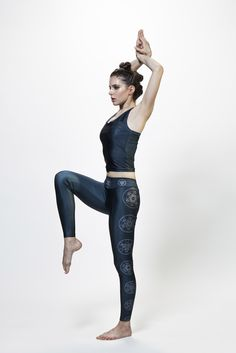 Sacred Geometry | Zoe Leggings