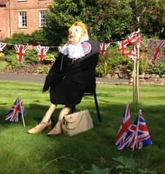 Maggie Scarecrow- What makes 'Great' Britain.